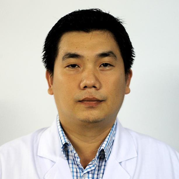 Bác sĩ Võ Hữu Tín
