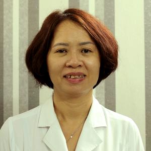 Bác sĩ Nguyễn Thị Bích Huê