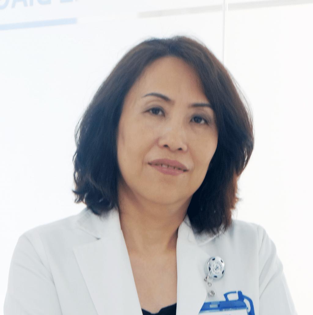 Bác sĩ Mạch Triều Hà