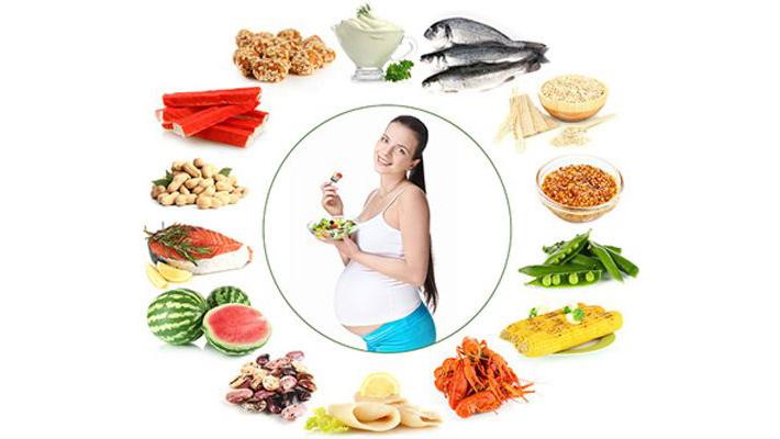 10 thực phẩm tăng chất xám cho thai nhi từ trong bụng mẹ